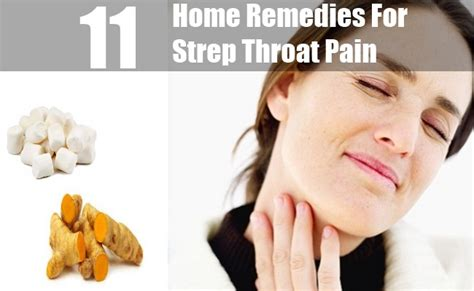 top 11 home remedies for strep throat