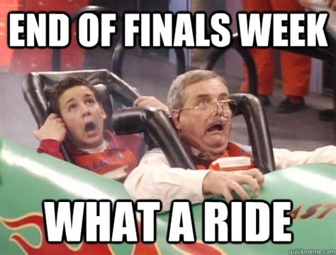 Finals Memes - finals are over finally my fisher grad life