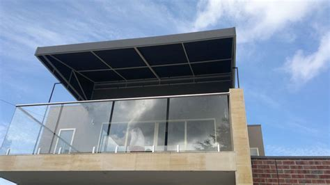 Fixed Window Awnings by Fixed Awnings Melbourne Fixed Canvas Awnings Yarra Shade