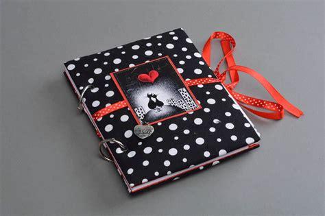 cuadernos decorados de tela madeheart gt cuaderno con tapa de tela artesanal original