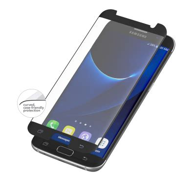 Tempered Glass 4d Samsung Galaxy S8 Friendly Hitam Bagus samsung galaxy s7 edge screen protector invisibleshield