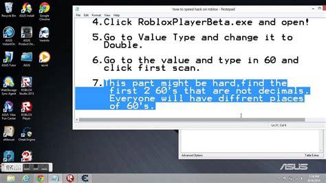 tutorial speed hack rovu cheat engine 6 3 0 speed hack tutorial youtube