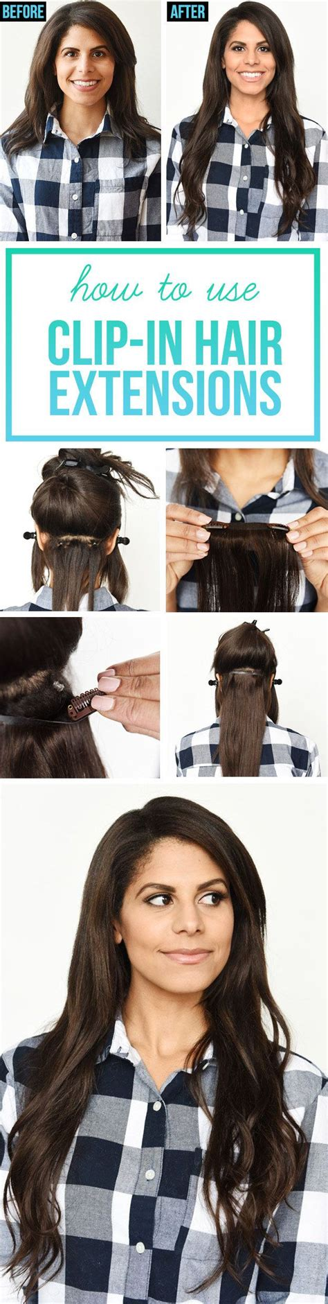 the hair extensions expo this guide will show you exactly how to use clip in hair