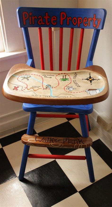Non Toxic High Chair by 17 Best Ideas About Painted High Chairs On