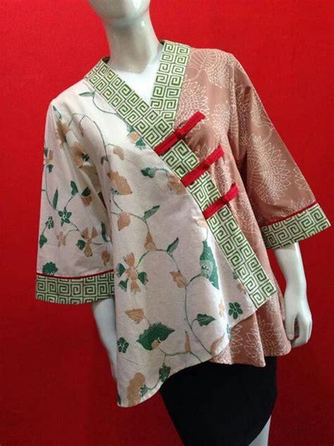 Gaun Batik Danar Hadi 293 best images about klambi batik on day dresses batik blazer and kebaya