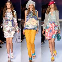Moschino Cheap Chic 2009 From Milan Fashion Week by Moschino Cheap And Chic Milan Fashion Week Instyle
