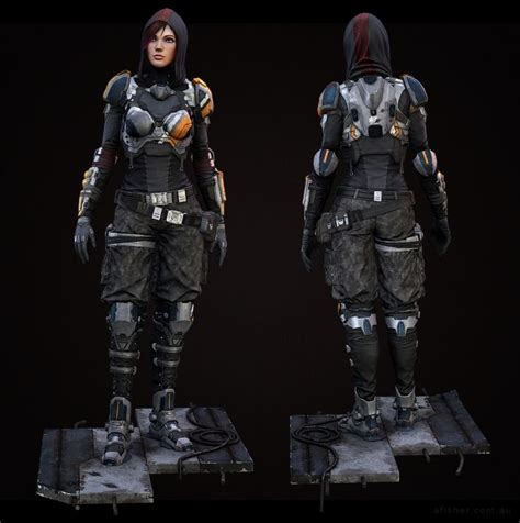62 best images about 3d 62 best 3d sci fi characters images on