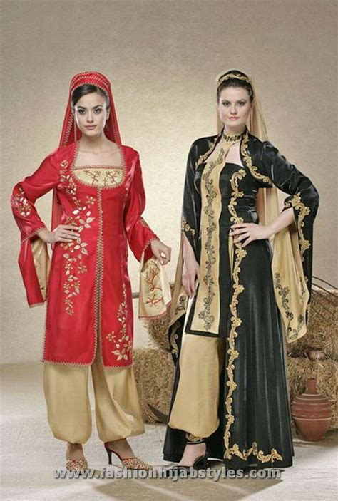 Turkish Hijab Wedding Abaya Clothes Ottoman Hijab Style