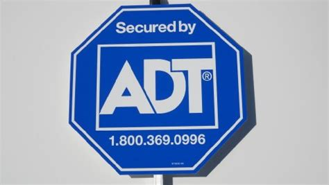 cheap 1 authentic adt home security alarm system yard sign