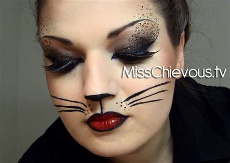 cat makeup ideas lol with pictures