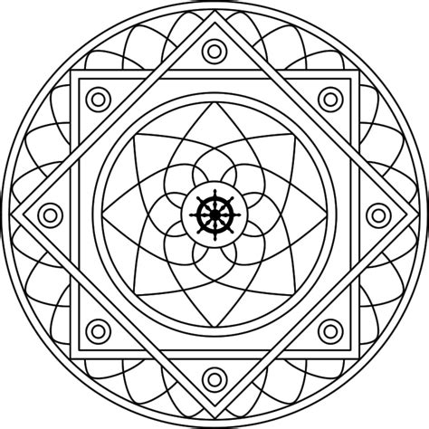 mandala coloring pages christian free christian mandala coloring pages