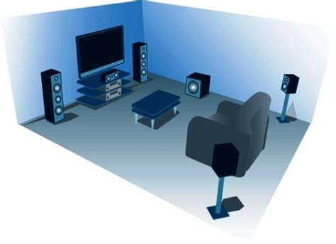 5 1 home theater system setup www pixshark images