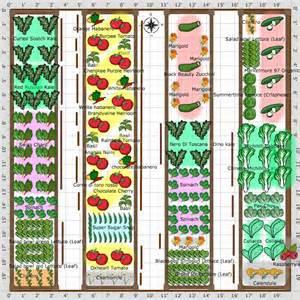 Planning A Vegetable Garden Layout Garden Plan 2013 20x20 Garden