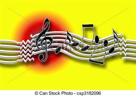 imagenes ritmo musical stock de ilustracion de miedoso ritmo divertido