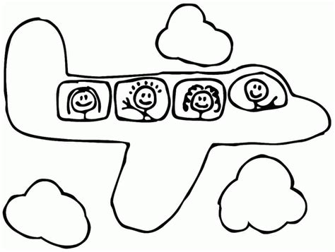 preschool coloring pages transportation transportation motorcycle coloring pages printable for