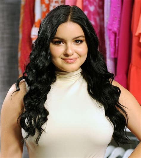 ariel hair color ariel winter shows new hair color
