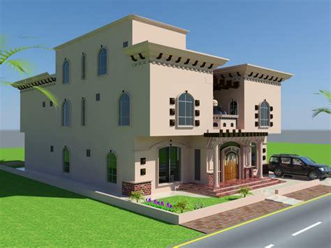 home design arabic style beautiful luxury saudi arabian villa 3d front elevation