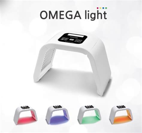 best light therapy l omega led light therapy device best beauty buys