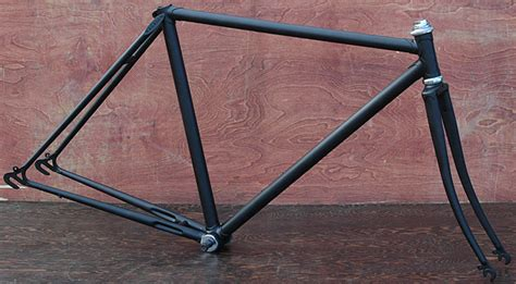 best small frame low fixie frame shop vintage lugged steel road bike