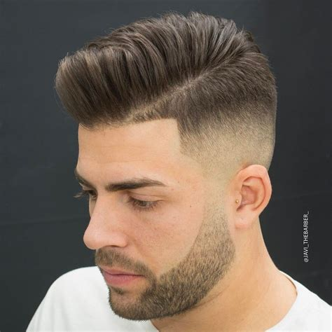how to style men hair with fliped up bangs haircut special pinterest haircut 2017 high fade