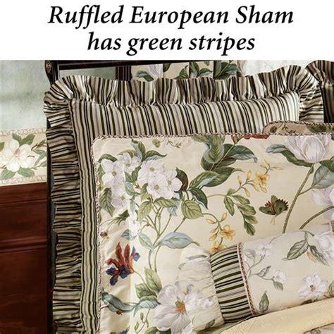 garden images comforter set garden images iii magnolia floral comforter bedding