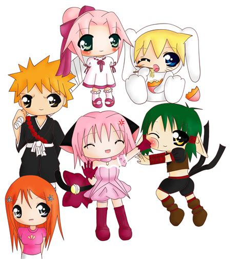 imagenes kawaii anime chibi kawaii world chibi