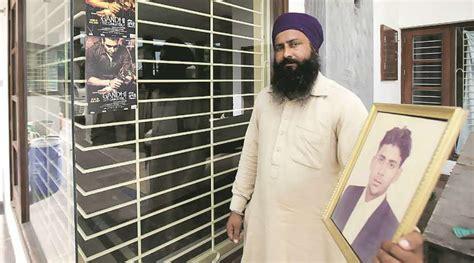 rupinder gandhi gangster film a gandhi inside his punjab village gangster outside