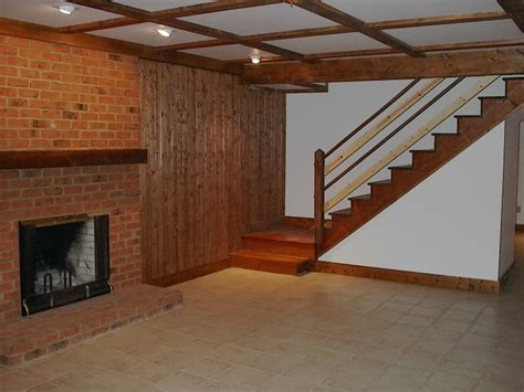 wood paneling basement glow in the dark basement wall ideas the latest home