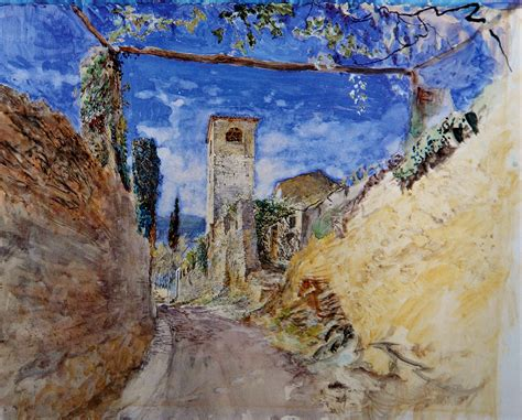 painting images a vineyard walk lucca 1874 ruskin wikiart org
