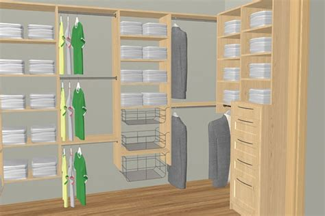 Closet Planner 3d Closet Planner For Home Gt Design The Walk In Of