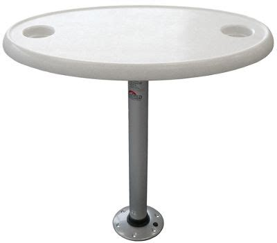 springfield boat table springfield marine boat table package oval bass pro shops