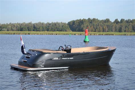 consoleboot of rib prins watersport voor sloepen tenders ribs sportboten