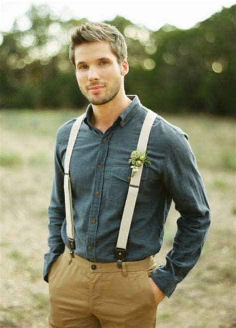 20 coolest ways to pull informal groom attire