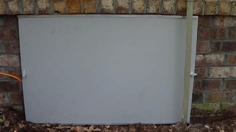 Insulated Crawl Space Door by Carolina Energy Conservation Insulation Services Photo