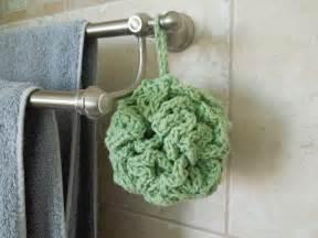 shower loofah  crochet pattern diyideacentercom