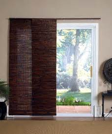 Curtains For Sliding Glass Doors With Vertical Blinds Doors And Windows Blinds Miami Sliding Panels Bamboo