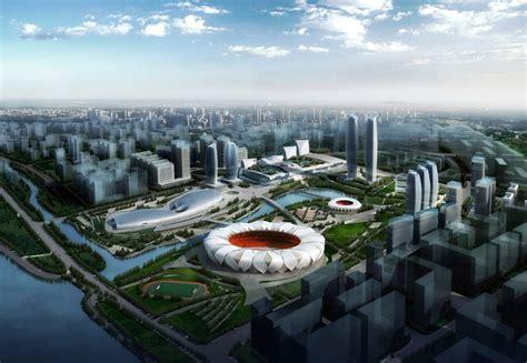 Nbbj by Hangzhou Olympic Sports Center Nbbj