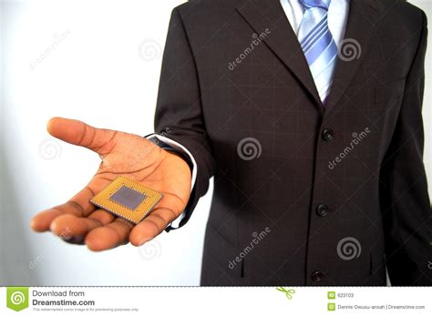 Transmeta Leaving Cpu Business by Business Processor Stock Photos Image 623103