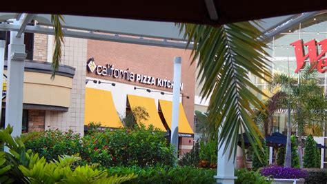 california pizza kitchen serving gluten free pizza at