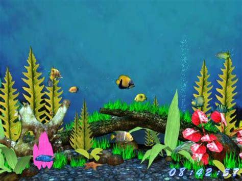 desktop background fond d 233 cran gratuit aquarium qui bouge fond d ecran poisson qui bouge 28 images bouge
