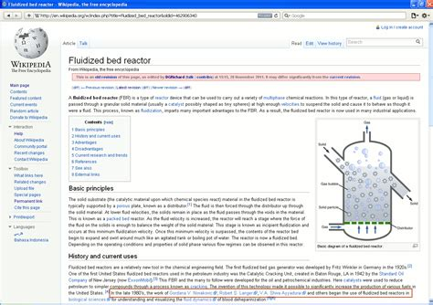 fluidized bed reactor the inventor of email removal of references on wikipedia