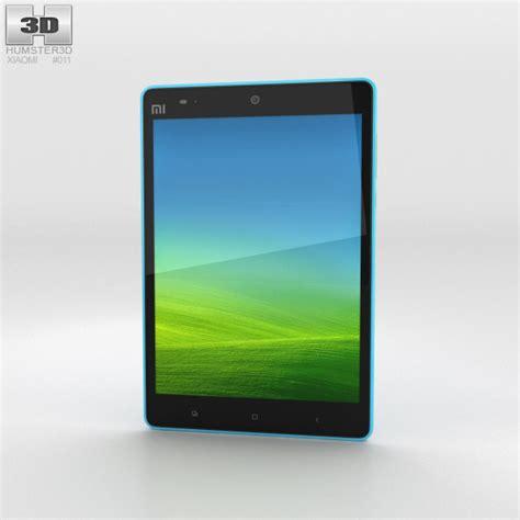 Tablet Xiaomi 7 Inch xiaomi mi pad 7 9 inch blue 3d model hum3d