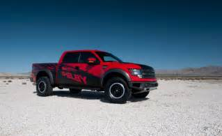 Ford F 150 Raptor Shelby Car And Driver