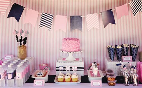themes black and pink pink and black party theme