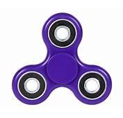 World Tech Toys Neon Purple Elite Fidget Spinner