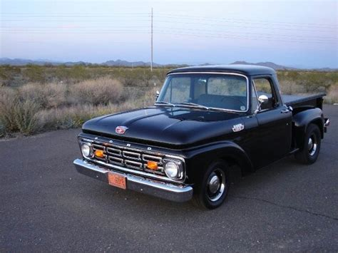 64 Ford F100 by 64 Ford F100 50 S 60 S Every Day Cars And Trucks