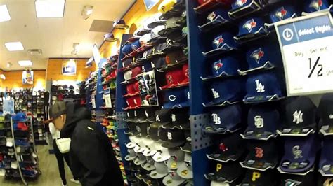 hat store at the mall in kelowna with newz youtube