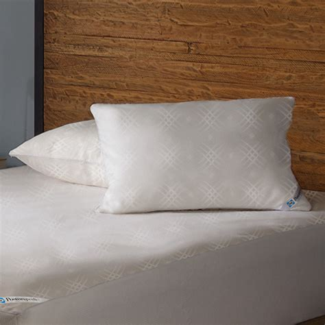 Posturepedic Pillows by Sealy Posturepedic 174 Maximum Pillow Cover Boscov S