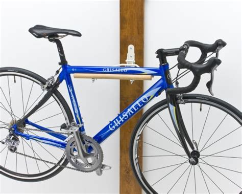 take your bike the floor with these ingenious racks and hangers