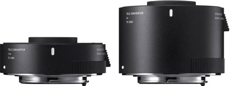Sigma Teleconverter Tc 2001 sigma announces 150 600mm f 5 6 3 dg 18 300mm f 3 5 6 3 dc new teleconverters and filters